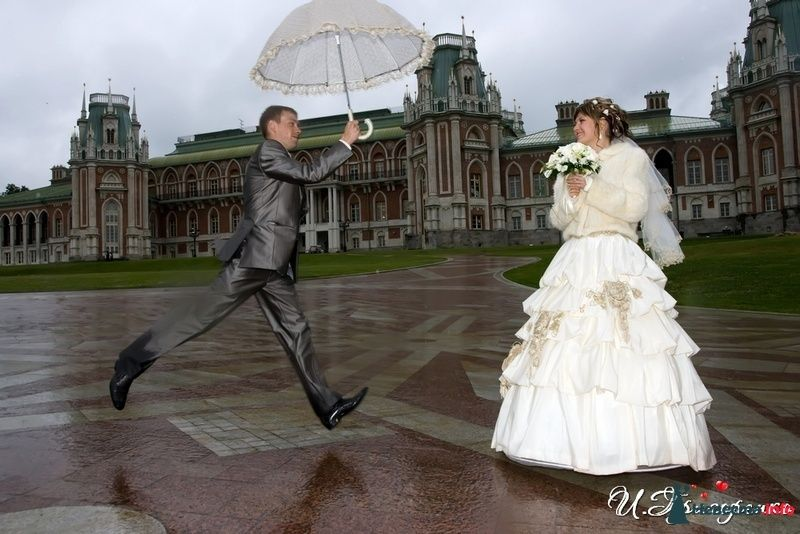 Фото 92776 в коллекции Свадебные фотографии