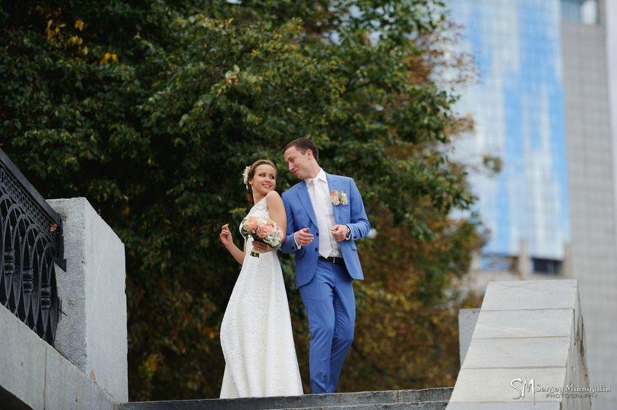 Фото 7091146 в коллекции Свадьба Дениса и Марины - Фотограф Сергей Миннигалин