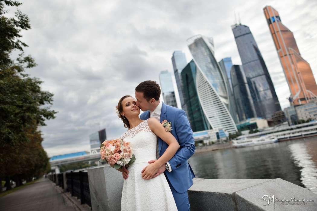 Фото 7091152 в коллекции Свадьба Дениса и Марины - Фотограф Сергей Миннигалин