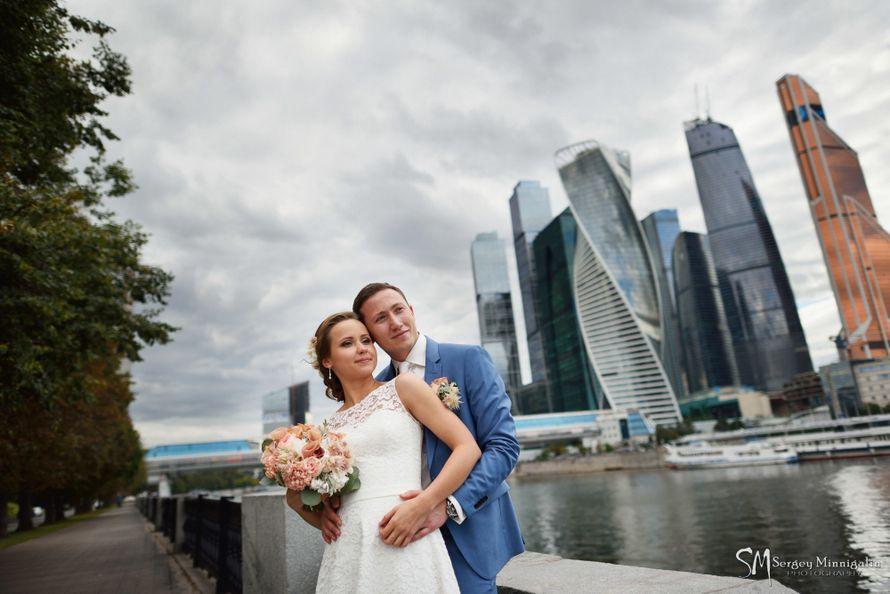 Фото 7091154 в коллекции Свадьба Дениса и Марины - Фотограф Сергей Миннигалин