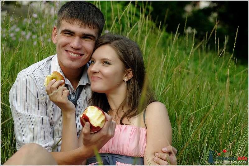 Фото 88906 в коллекции Предсвадебная Love Story - Штучка