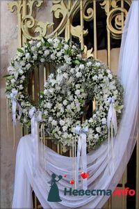 Фото 85485 в коллекции Мои фотографии - Оформление свадьбы от «ДекорПрофи»