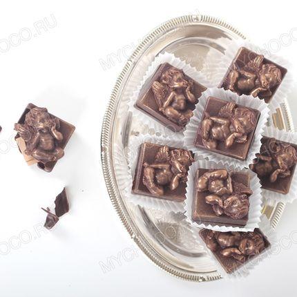 """Шоколадные бонбоньерки """"Ангел"""""""