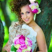 Первое место на конкурсе московских свадебных стилистов