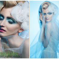 Фотограф Анастасия Никитская, модель Anike Angel