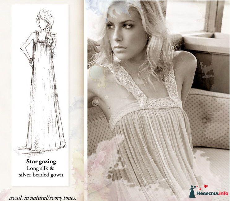 платье - фото 101040 italy