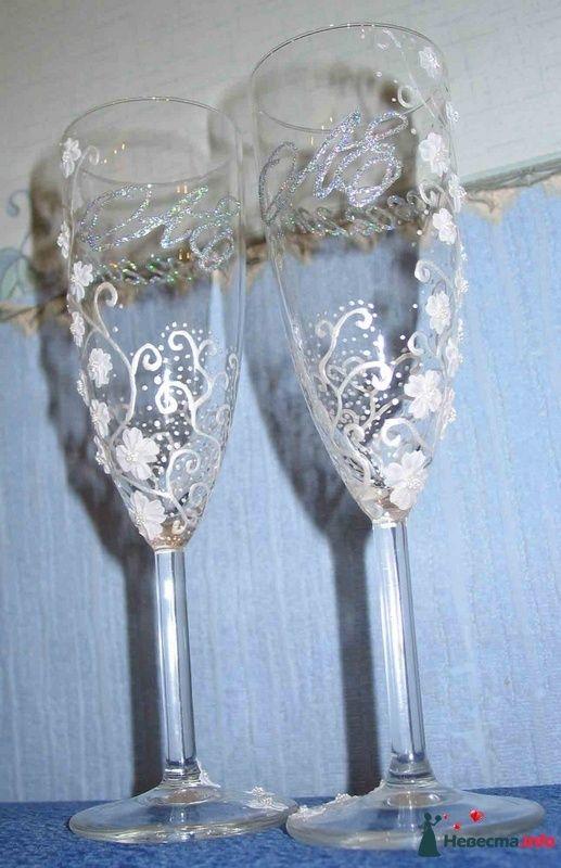 Фото 86157 в коллекции Свадебные бокалы - @Hют@