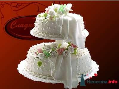 Вот такой тортик заказан - фото 93577 A_mi