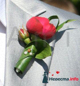 Бутоньерка для мужа - фото 113112 A_mi