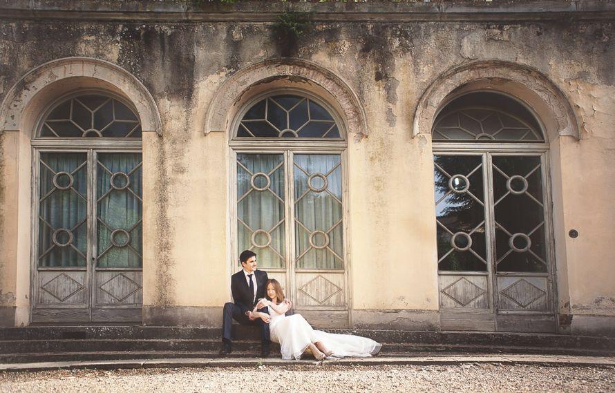 Фото 896337 в коллекции Свадьбы/ Лавстори - Маша Гудова - фотограф в Италии
