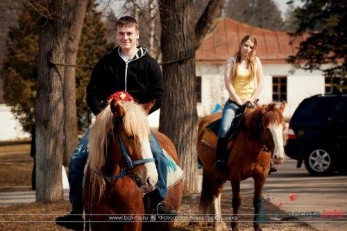 Фото 20333 в коллекции Настя и Саша. 12 апреля 2009. Бал молодых семей в Середниково