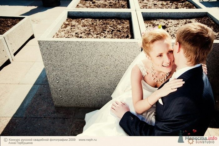 Фото 25500 в коллекции Финал Конкурса русской свадебной фотографии 2009. Фотоотчёт - Анна Горбушина - фотоагентство SunStudio