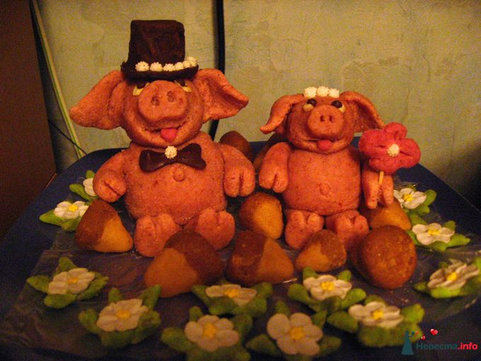 Свадебные торты жанны зубовой фото