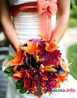 Фото 20630 в коллекции Оранж+фиолетовый - Magrateya