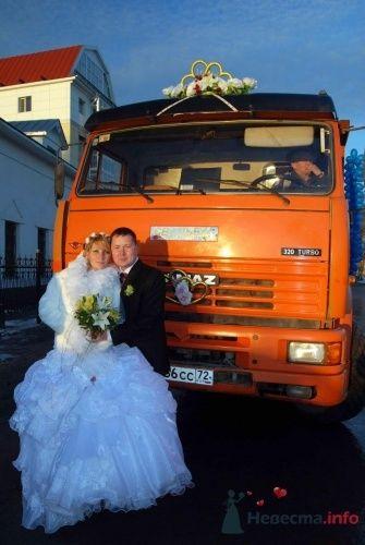 наш свадебный лимузин - фото 5673 АниКинА