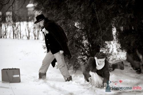 Фото 5721 в коллекции Зимняя свадьба. Иван-да-Марья - Фотограф Руслан Сафин