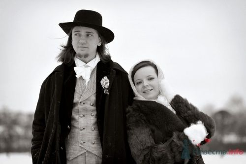 Фото 5725 в коллекции Зимняя свадьба. Иван-да-Марья - Фотограф Руслан Сафин