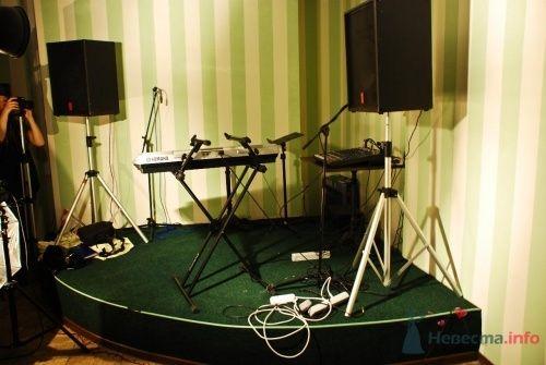 """У нас вы сможите насладиться живой музыкой. - фото 10561 Сеть ресторанов """"Ливорно"""""""