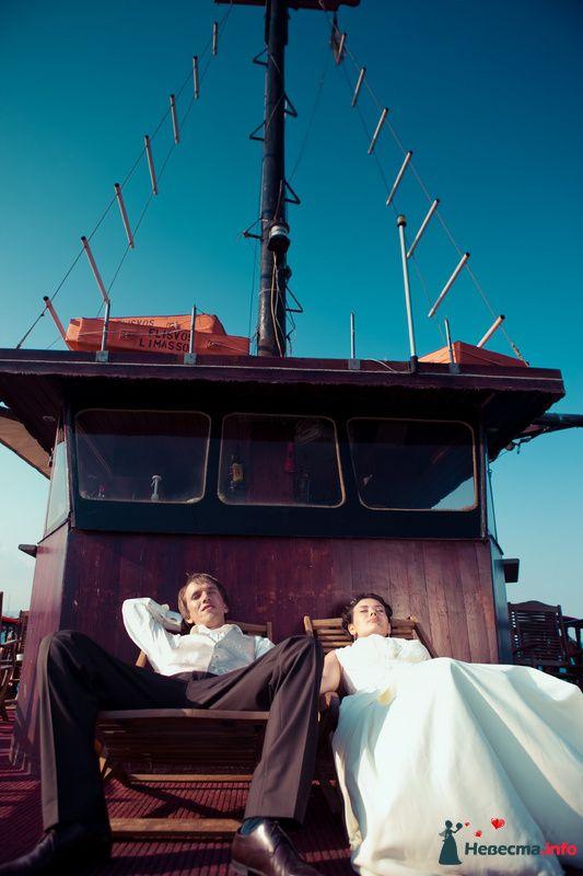 Фото 111066 в коллекции Свадебное