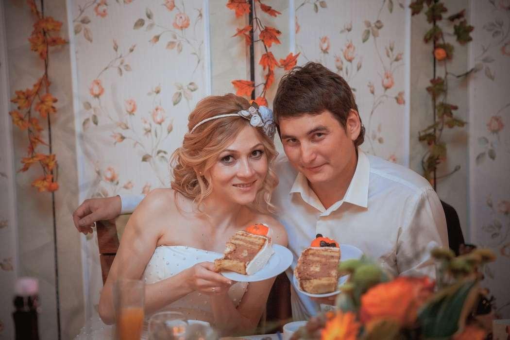 Фото 2026592 в коллекции Тыквенная осенняя свадьба Дилары и Дениса 21 сентября 2013г - Свадебное агентство All Inclusive