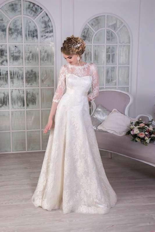"""Свадебное платье АЗАЛИЯ - фото 16782218 Свадебный салон """"Vesta - Bride"""""""