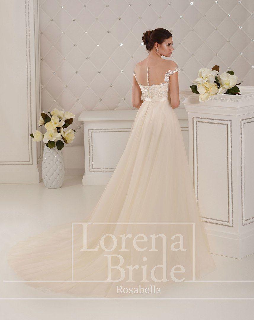 """Свадебное платье ROSABELLA - фото 16782230 Свадебный салон """"Vesta - Bride"""""""