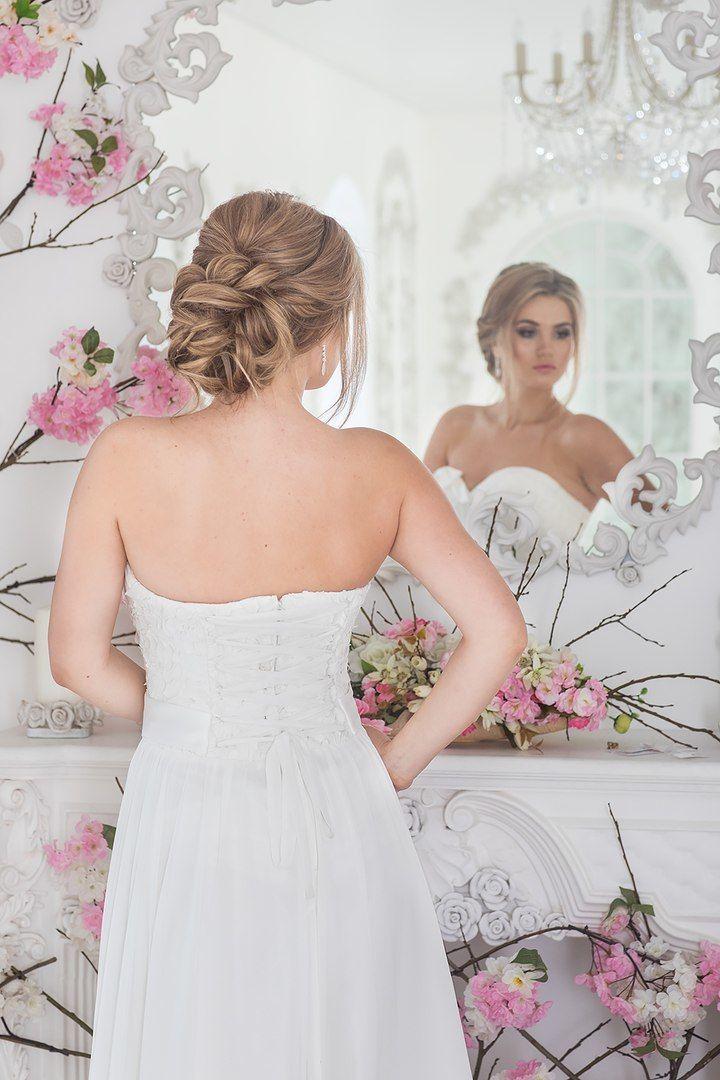 """Свадебное платье FLORA - фото 16782292 Свадебный салон """"Vesta - Bride"""""""