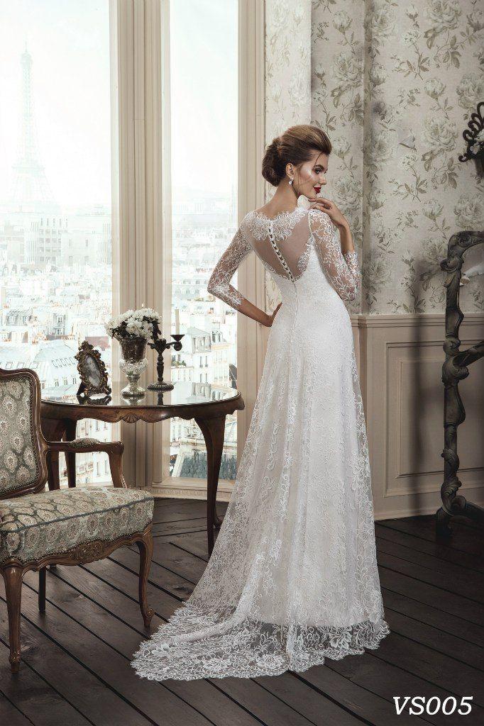 """Свадебное платье Арт. VS005 - фото 16782350 Свадебный салон """"Vesta - Bride"""""""