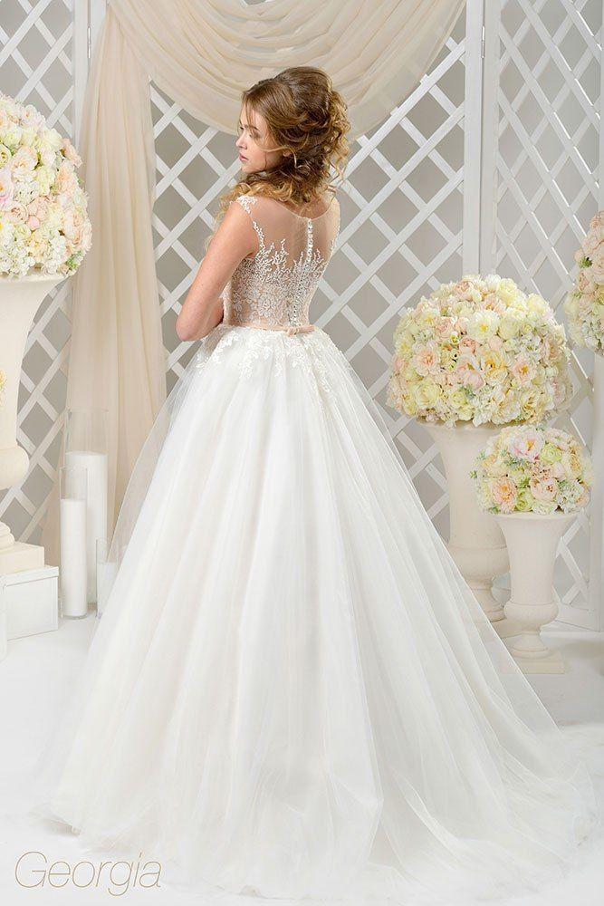 """Свадебное платье  GEORGIA - фото 16782524 Свадебный салон """"Vesta - Bride"""""""
