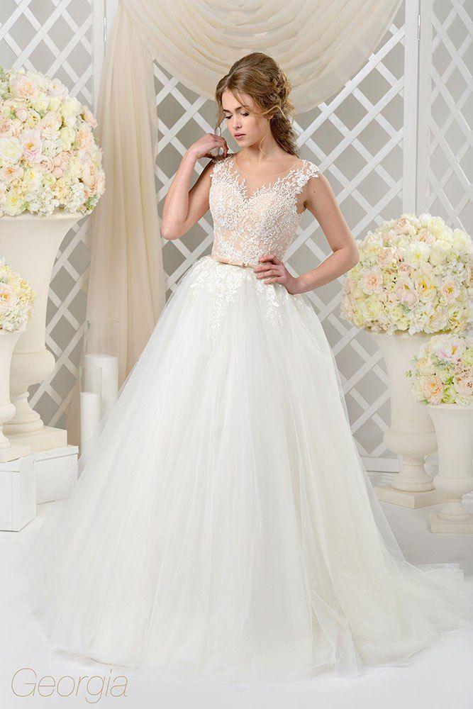"""Свадебное платье  GEORGIA - фото 16782526 Свадебный салон """"Vesta - Bride"""""""