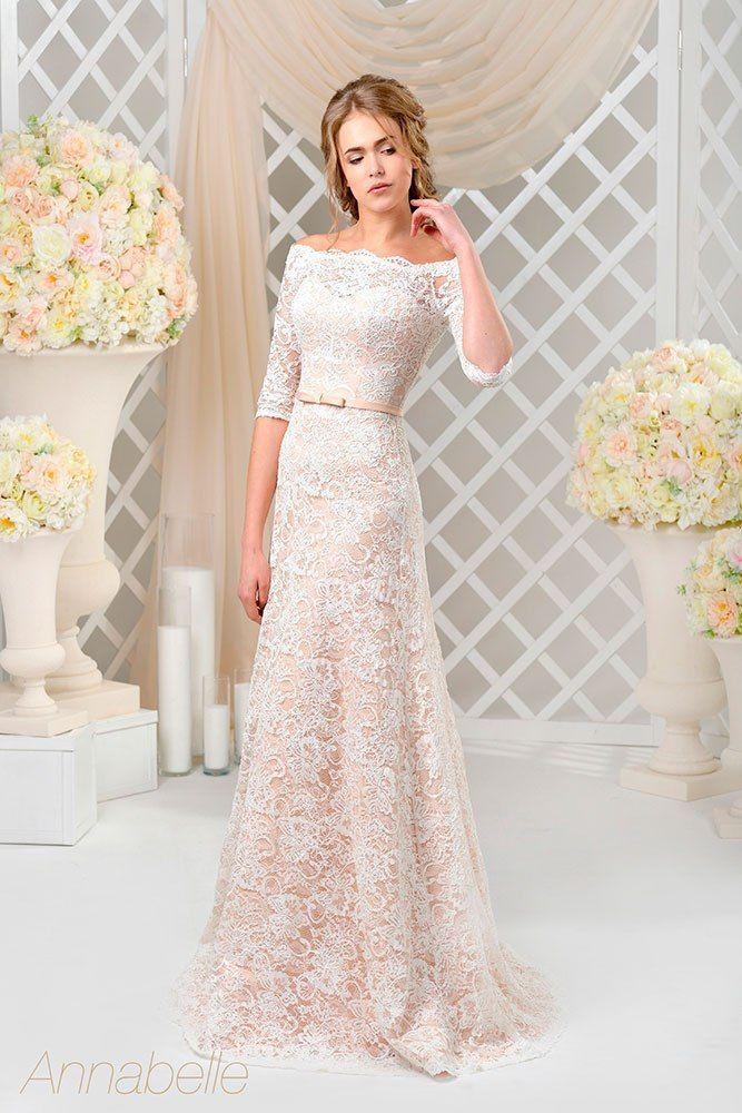 """Свадебное платье ANNABELLE - фото 16782536 Свадебный салон """"Vesta - Bride"""""""