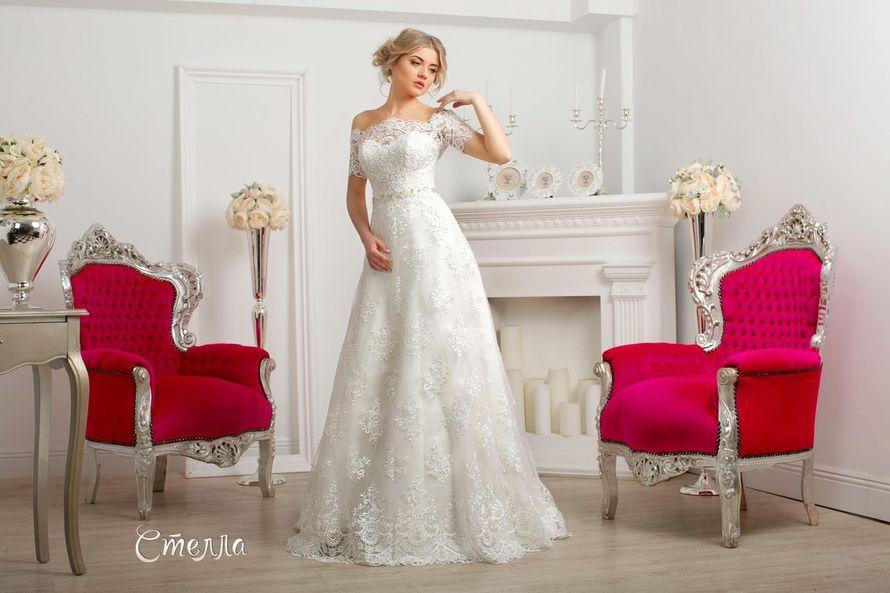 """Свадебное платье  СТЕЛЛА - фото 16782612 Свадебный салон """"Vesta - Bride"""""""