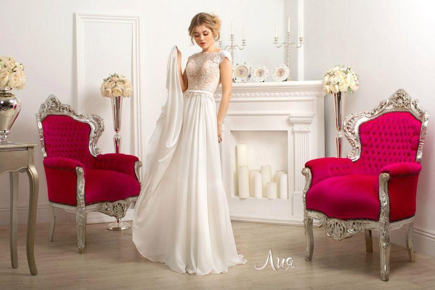 """Свадебное платье  ЛИЯ - фото 16782622 Свадебный салон """"Vesta - Bride"""""""