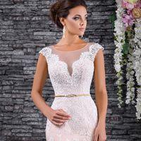 Свадебное платье рыбка Арт. M-37