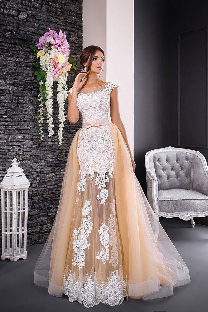 """Свадебное платье - трансформер Арт. М-18 - фото 16782682 Свадебный салон """"Vesta - Bride"""""""