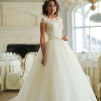 Свадебное платье Q1504