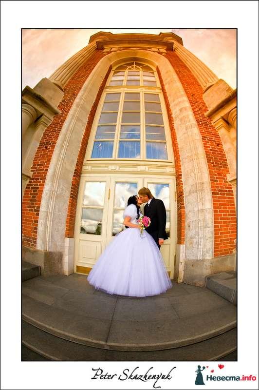 Фото 88704 в коллекции Свадебные фотографии www.smile2smile.ru - Свадебный фотограф Петр Скаженюк