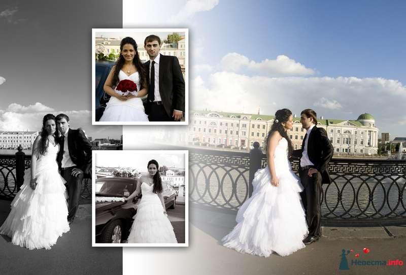 Фото 88753 в коллекции Свадебные коллажи - Свадебный фотограф Петр Скаженюк