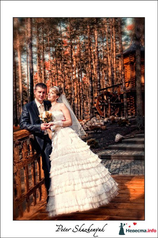 Свадебный фотограф Петр Скаженюк - фото 98144 Видеооператор Алексей Никулин