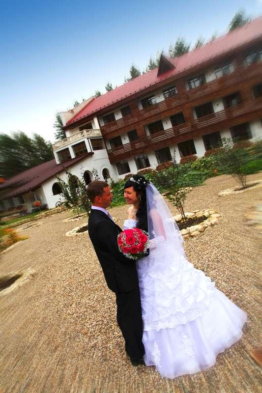 Фото 2313460 в коллекции Свадебные фото - Видеограф Пичугин Антон