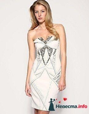 Мое второе платье) - фото 129281 Горошек)