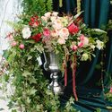 Свадьба Никиты и Лизы. Оформление зала и стола молодых
