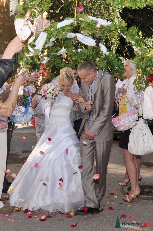 Фото 112336 в коллекции Моя свадьба!!! - Вита62