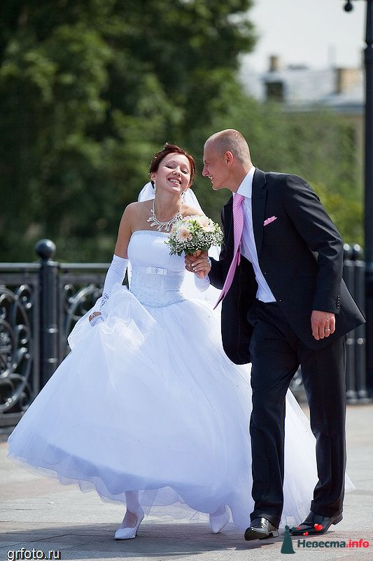 Фото 89537 в коллекции Свадьбы