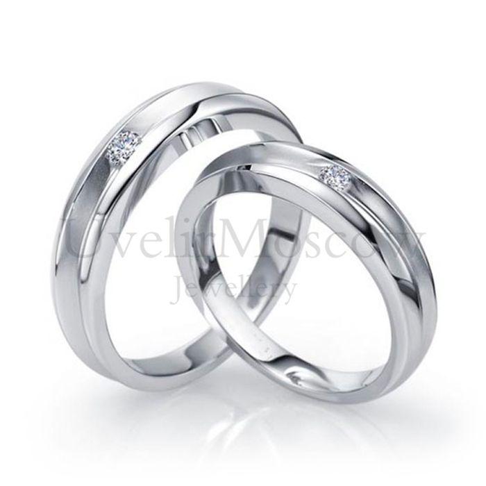bfab92d8caf5 Обручальные кольца с бриллиантами (Арт 59)