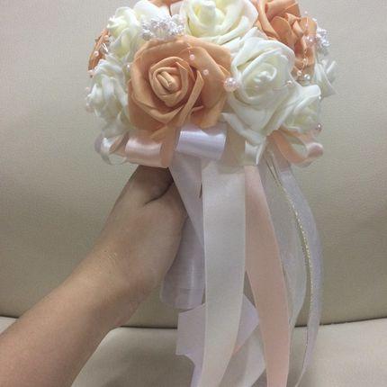 Свадебный букет бз-1
