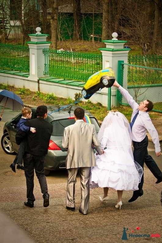 Ключ поверни и полетели ! :) - фото 92002 Фотограф Иван Лесной