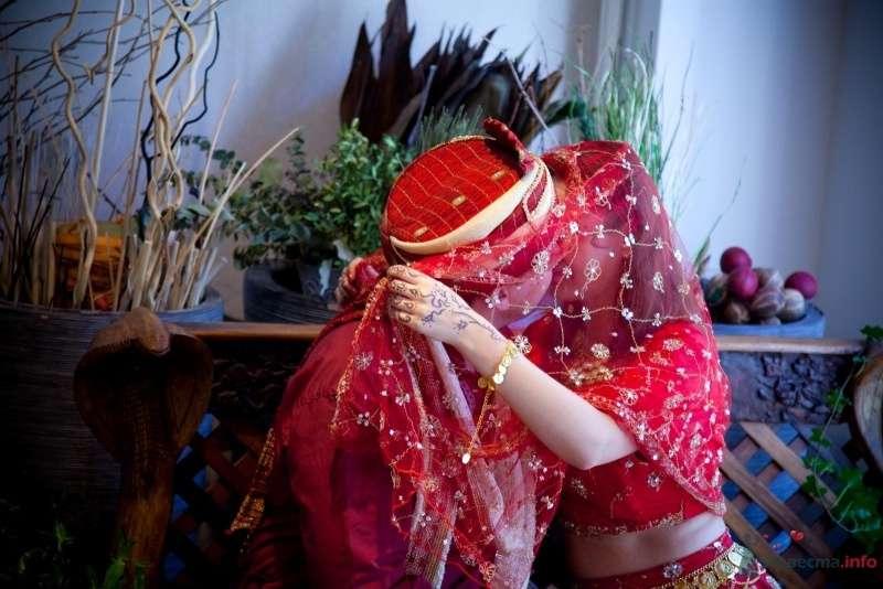 Фото 29768 в коллекции Моя индийская свадьба - Поля