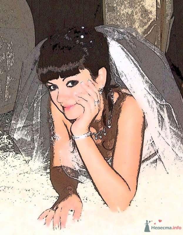 Фото 66230 в коллекции Свадебные фото - Поля
