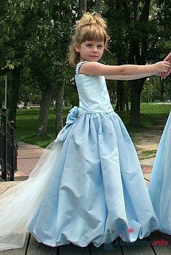 Фото 6031 в коллекции Детские платья - Невеста01